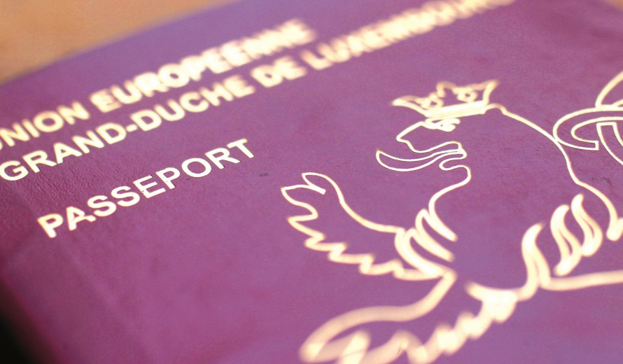 Passeport biométrique administration communale de steinfort