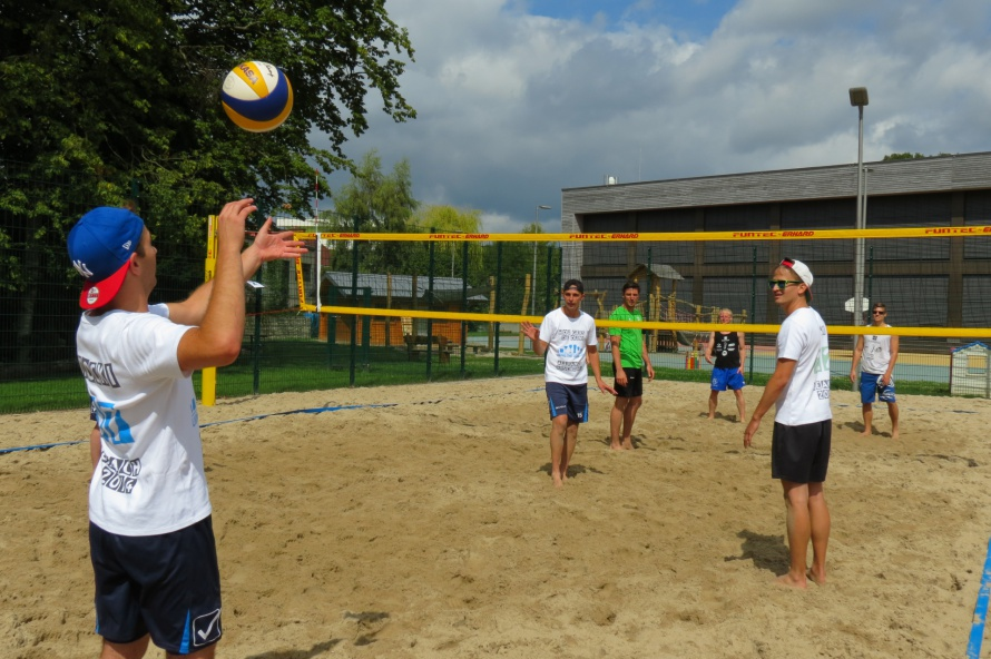 Beach-Volley Steinfort
