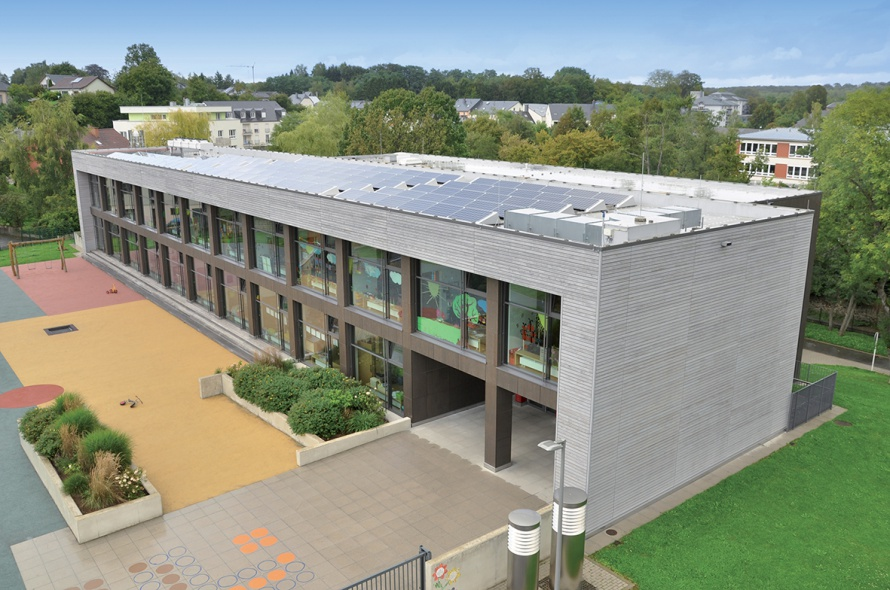 Kleinbettingen ecole gold backed crypto currency